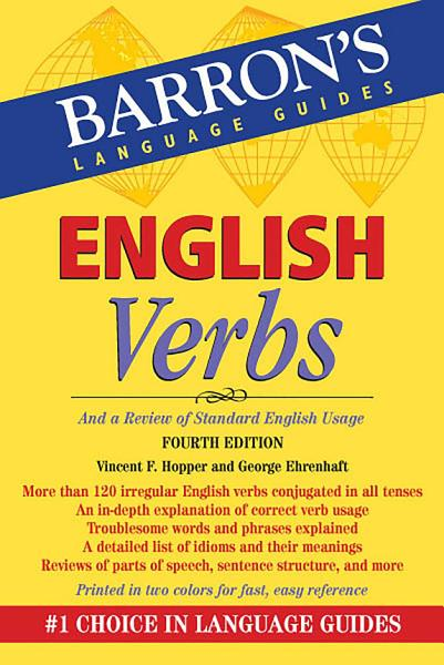 English Verbs PDF