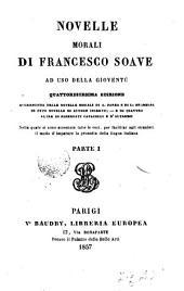 Novelle morali di Francesco Soave, 1: ad uso della gioventu