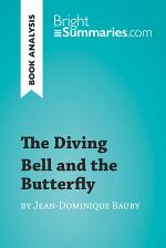 The Diving Bell and the Butterfly by Jean-Dominique Bauby (Book Analysis)