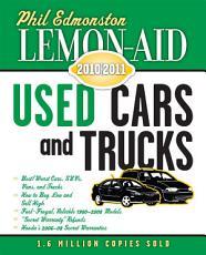 Lemon Aid Used Cars and Trucks 2010 2011 PDF