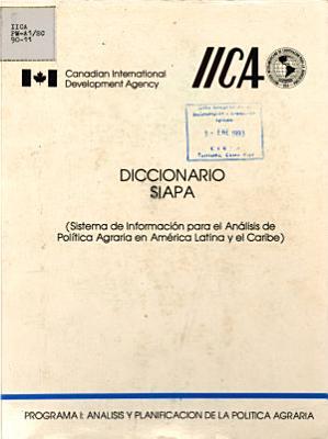 Diccionario Siapa PDF