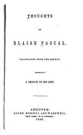 Thoughts of Blaise Pascal