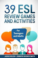 39 ESL Review Games and Activities PDF