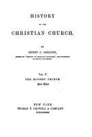 History of the Christian Church PDF
