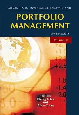Advances in Investment Analysis and Portfolio Management  New Series  Vol   6