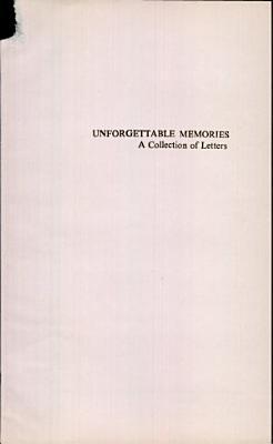 Unforgettable Memories