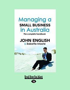 Managing a Small Business in Australia PDF