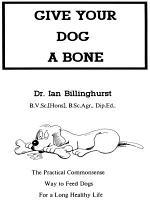 Give Your Dog a Bone PDF