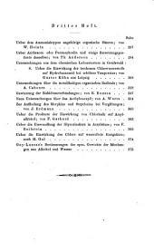 Annalen der Pharmacie: Band 122