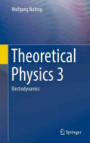 Theoretical Physics 2