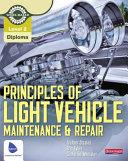Level 2 Principles of Light Vehicle Maintenance and Repair Candidate Handbook