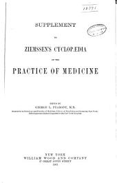 Cyclopædia of the Practice of Medicine: Volume 11