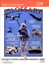 Glossary: Defense Acquisition Acronyms and Terms