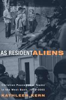 As Resident Aliens PDF