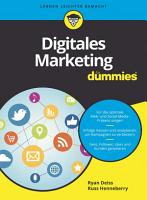 Digitales Marketing f  r Dummies PDF