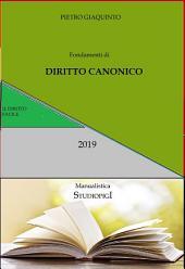 Fondamenti di DIRITTO CANONICO facile facile - seconda edizione