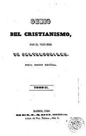 Genio del cristianismo: Volumen 2