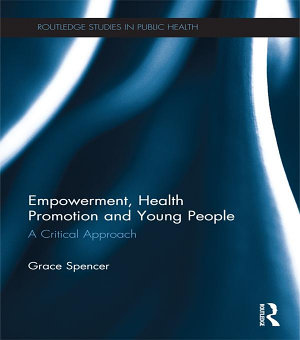 Empowerment  Health Promotion and Young People