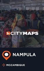 City Maps Nampula Mozambique