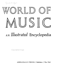 The World of Music
