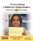 Extending Children s Mathematics