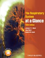 The Respiratory System at a Glance PDF