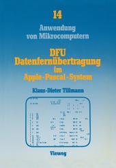 DFÜ, Datenfernübertragung im Apple-Pascal-System