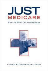 Just Medicare PDF