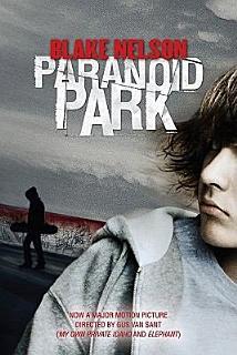 Paranoid Park Book