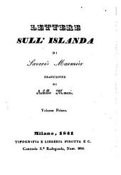 Lettere sull' Islanda: 71-2