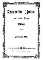 Bayreuther Zeitung PDF