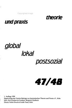 Global  lokal  postsozial PDF