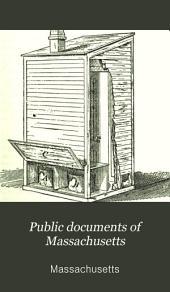 Public Documents of Massachusetts: Volume 5
