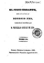 El judío errante: Volumen 4