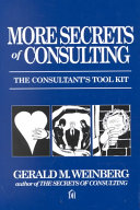 More Secrets of Consulting PDF