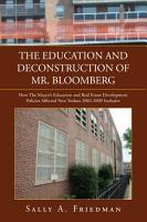 THE EDUCATION AND DECONSTRUCTION OF MR  BLOOMBERG PDF
