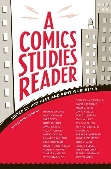 A Comics Studies Reader PDF