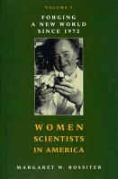 Women Scientists in America PDF
