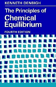 The Principles of Chemical Equilibrium Book