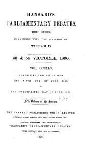 The Parliamentary Debates (Authorized Edition): Volume 345