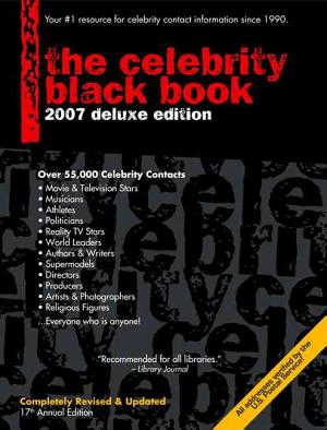 The Celebrity Black Book 2007