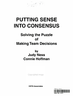 Putting Sense Into Consensus PDF
