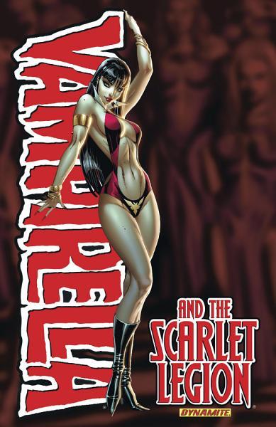 Download Vampirella and the Scarlet Legion Book
