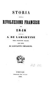 Storia della rivoluzione francese del 1848