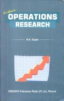 Kirshna s Operations Research PDF