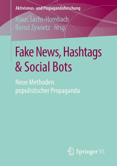 Fake News  Hashtags   Social Bots PDF