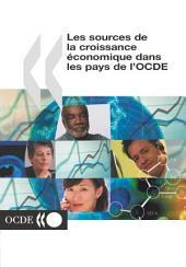 Les sources de la croissance économique dans les pays de l'OCDE