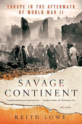 Savage Continent PDF