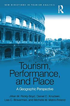 Tourism  Performance  and Place PDF