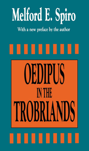 Oedipus in the Trobriands